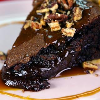 Chocolate Lava Pie