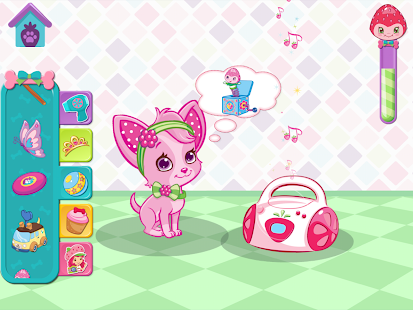 Game Strawberry Shortcake Puppy Palace APK for Windows Phone