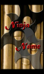Ninja Name - screenshot thumbnail