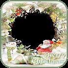 Navidad y Año Nuevo marcos icon
