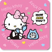 HELLO KITTY Theme164