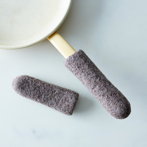 Felted Pan Handle Covers