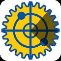 IAmRotarian, Rotary locator icon