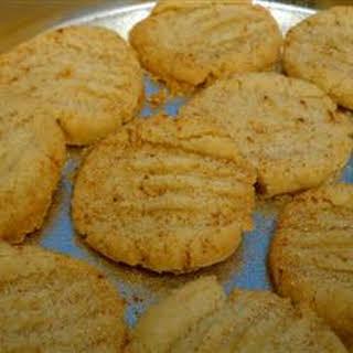 Holland Butter Cookies.