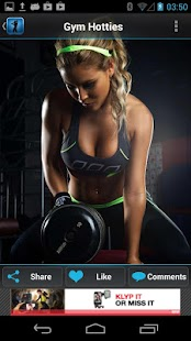 Gym Hotties - Hot Girls - screenshot thumbnail