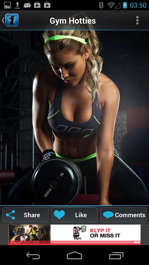 Gym Hotties - Hot Girls - screenshot