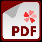 PDFリーダー ふみこ β icon