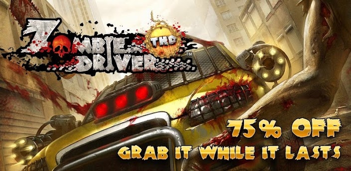Zombie Driver THD - уничтожайте зомби машинами