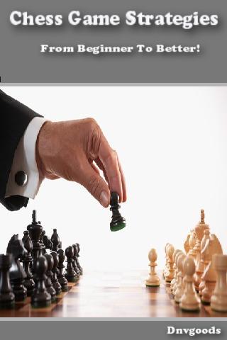 Chess Game Strategies