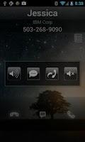 Screenshot of RocketDial MU alike Caller ID