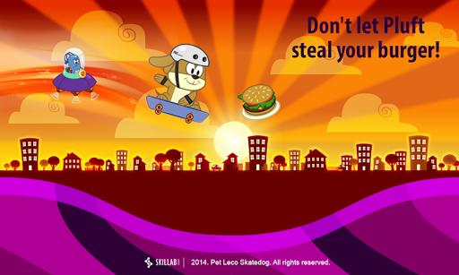 PetLeco SkateDog Jogos (apk) baixar gratuito para Android/PC/Windows screenshot