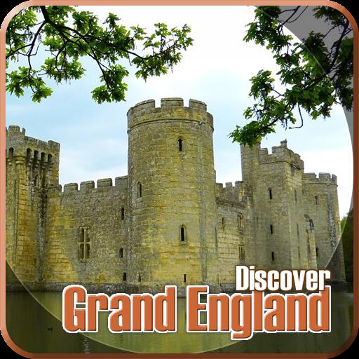 Discover: Grand England LOGO-APP點子