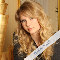 Taylor Swift Song Lyrics logo