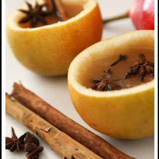 Calientito (Warm Pear Toddy).