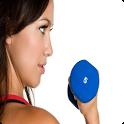 Фитнес для женщин icon