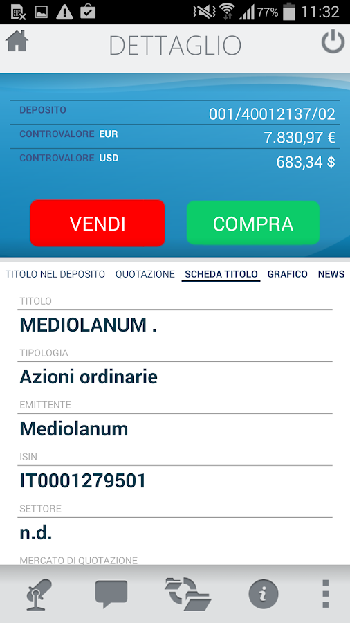 Mediolanum- screenshot