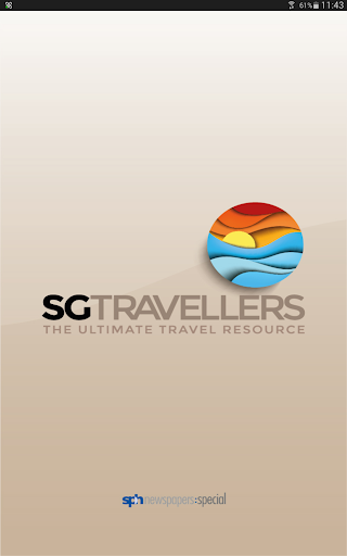 SGTravellers for Tablet