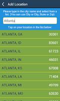 Screenshot of Allergy Alert by Pollen.com