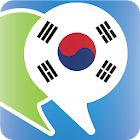Korean Phrasebook from PhrasePack icon