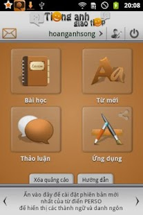 Hoc Tieng Anh Giao Tiep Free - screenshot thumbnail