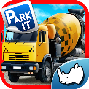 Construction Truck 3D Parking for PC and MAC