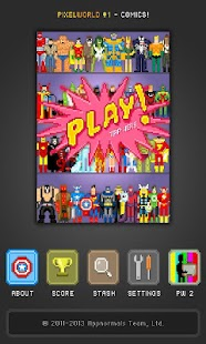 PixelWorld #1- screenshot thumbnail