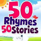 50 Nursery Rhymes & 50 Stories