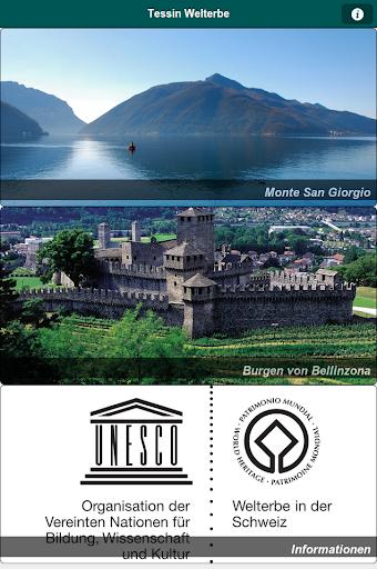 Welterbe Ticino CH