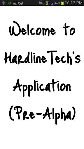 HardlineTech App