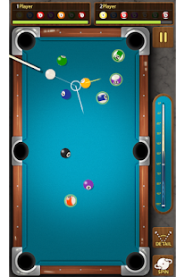 The king of Pool billiards Screenshot