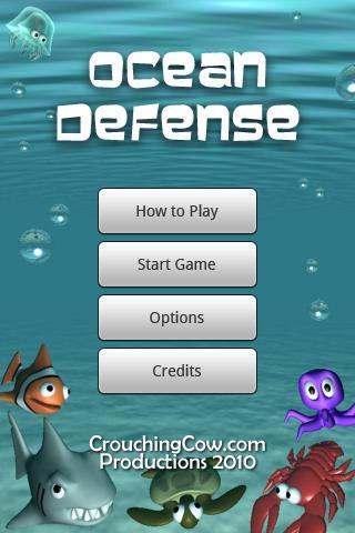 Ocean Defense- screenshot