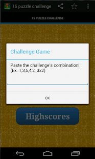 15 puzzle CHALLENGE FREE- screenshot thumbnail
