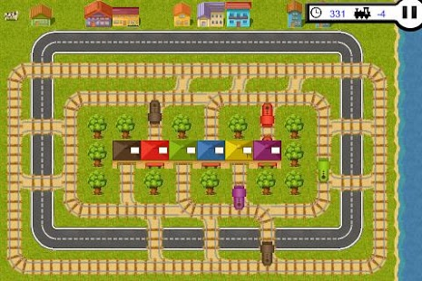 Train Mania Lite- screenshot thumbnail