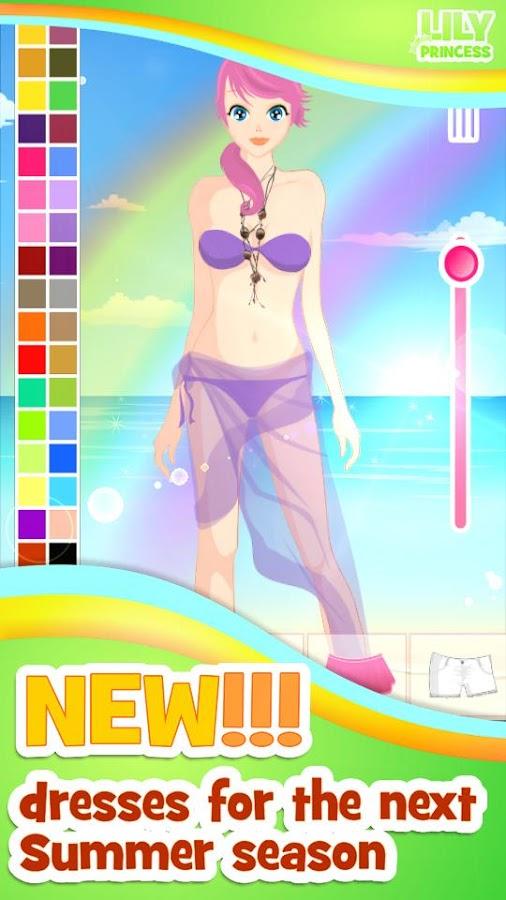 Lily-dress-up-Summer-Season 9