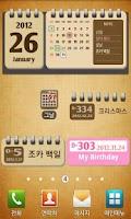 Screenshot of The Days - DDay Calendar