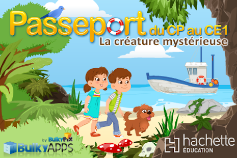 Passeport CP au CE1 - screenshot thumbnail