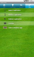 Screenshot of Campeonato Carioca 2014