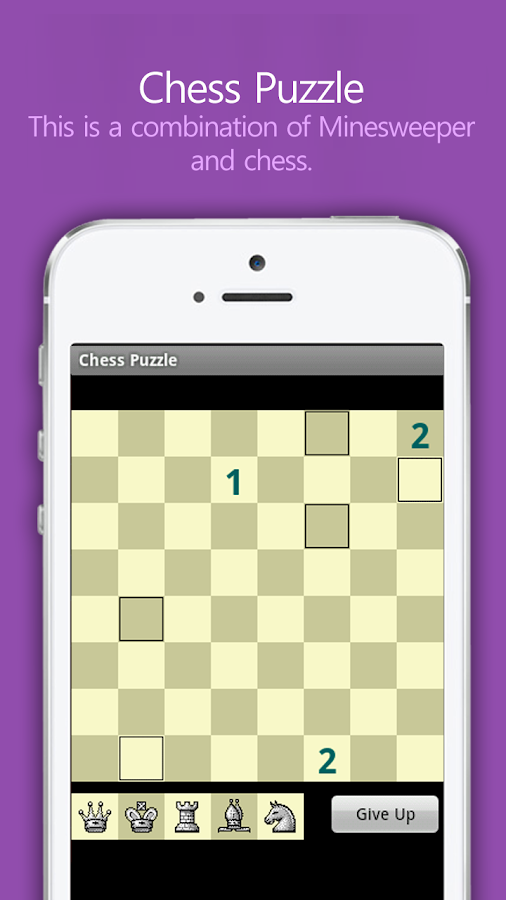 Chess Puzzle for Purplenamu - screenshot