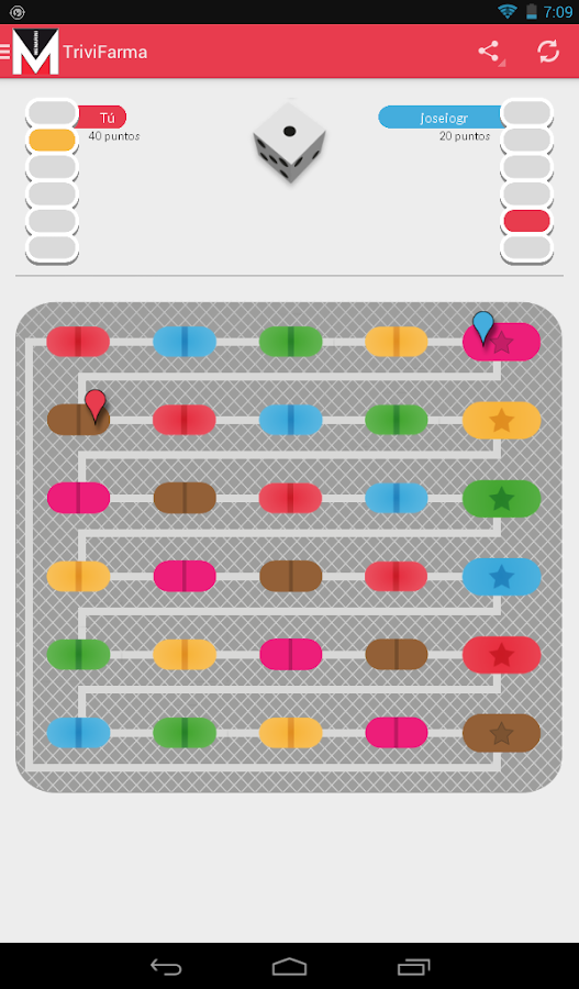 TriviFarma- screenshot
