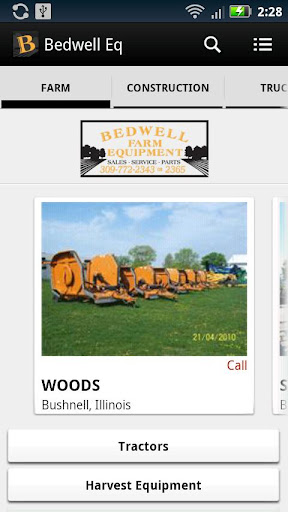Bedwell Farm Equipment