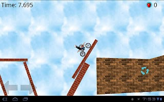 Screenshot of Dead Rider HD