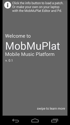 MobMuPlat - screenshot