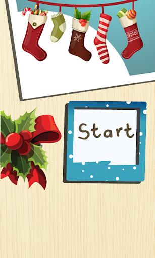 クリスマスは子供のためのフレーム