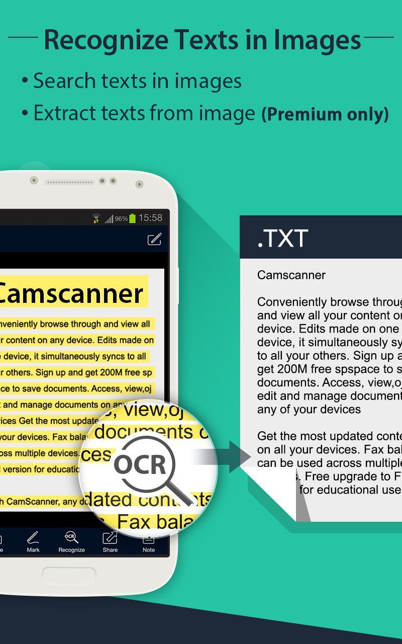 CamScanner (License) screenshot #4