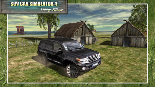 Suv Car Simulator 4 - Vikings+