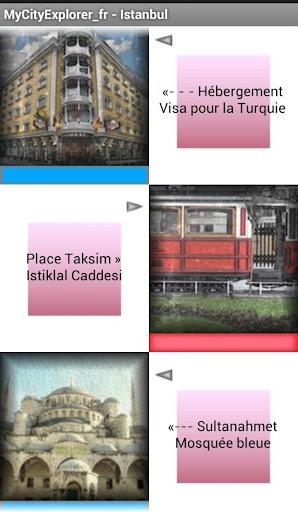 Istanbul Explorateur