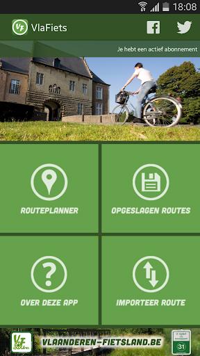 Vlaanderen Fietsland