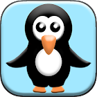 Penguin Rocket icon