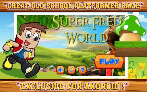 Super Fred World