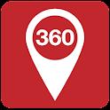 Alert-360 icon